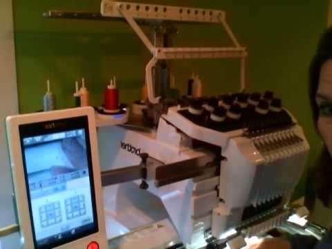 Fast Frames part 2 of 2 - YouTube | Machine Embroidery | Pinterest ...