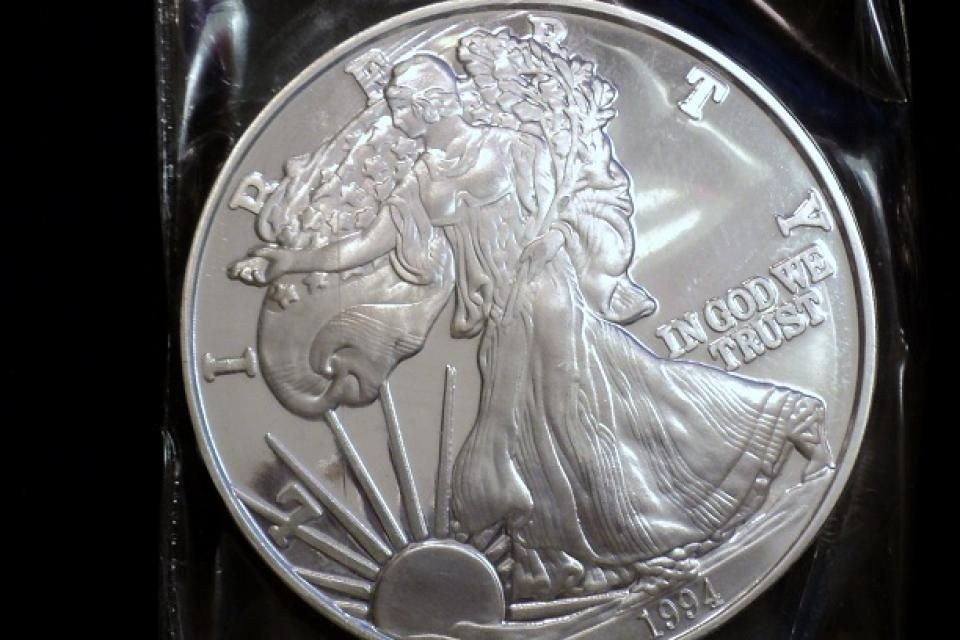 Solid Silver Walking Liberty Eagle Round Mint 1 Troy Pound Certificate Of Authenticity Silver Silver Rounds Mint