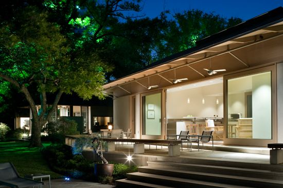O Neil Ford Architect Designed Haggerty Hanley House That