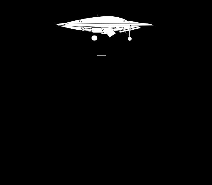 Drone De Altas Prestaciones Norteamericano X 47b Animated