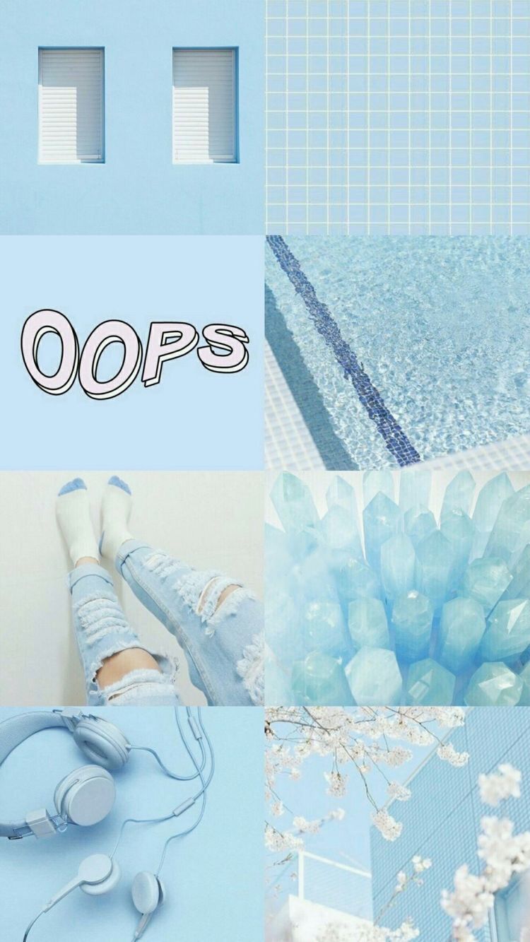 Pinterest m e l i s s a (With images) Blue aesthetic