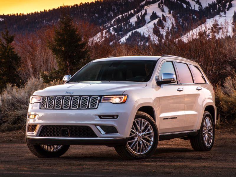 2017 Jeep Grand Cherokee Overland Jgc Just Keeps Getting Better