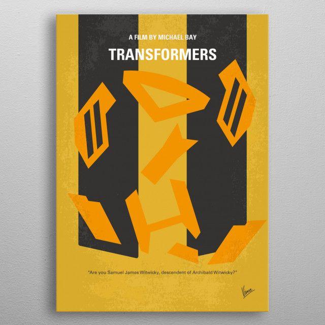 No540 My Transformers Minimal... By Chungkong Art