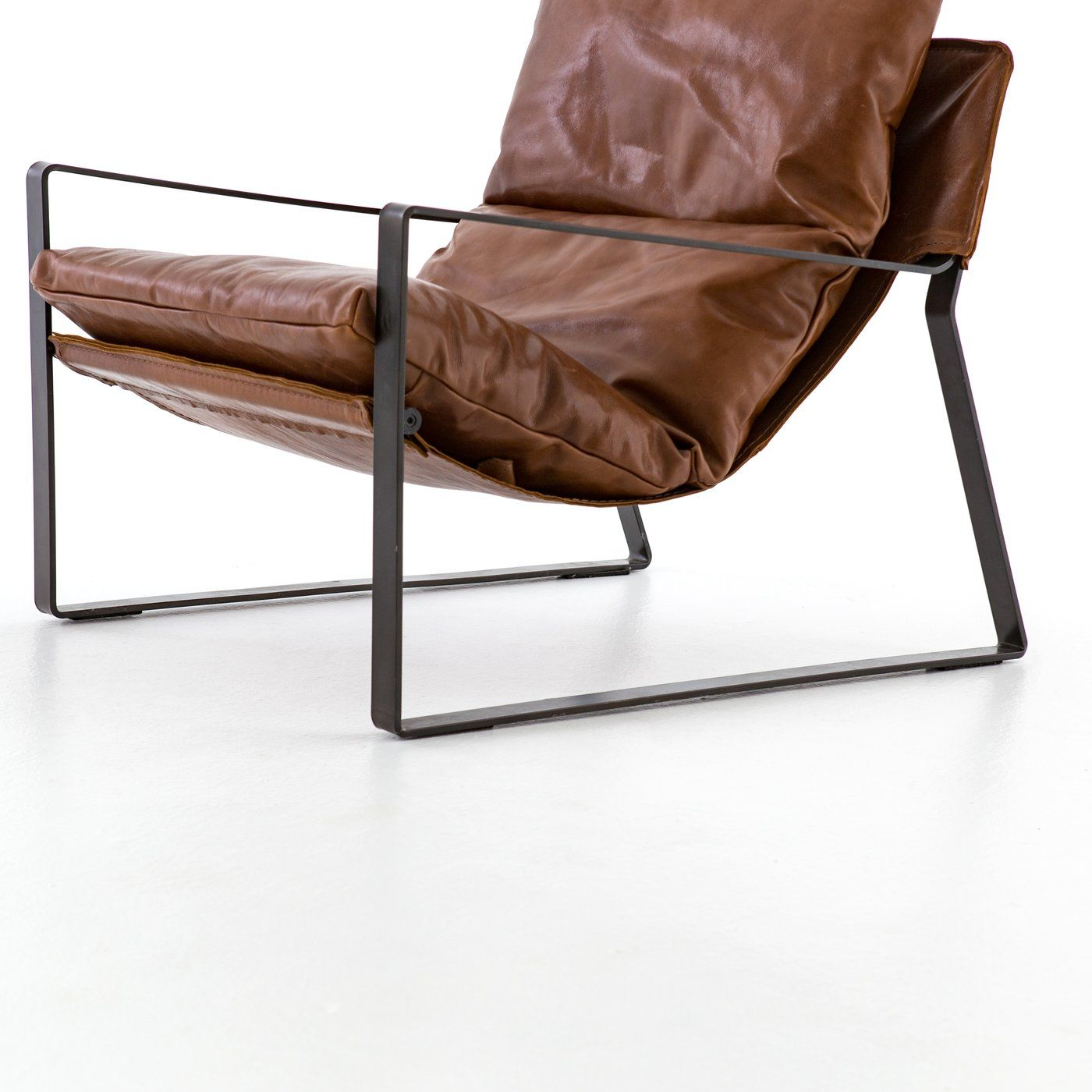 Excellent Emmett Sling Chair Dakota Tobacco In 2019 Lounge Chairs Evergreenethics Interior Chair Design Evergreenethicsorg