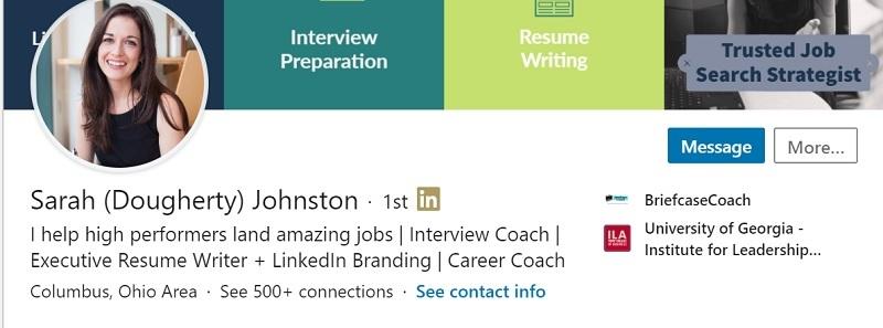 The 10 Best LinkedIn Headlines For Job Seekers (Examples
