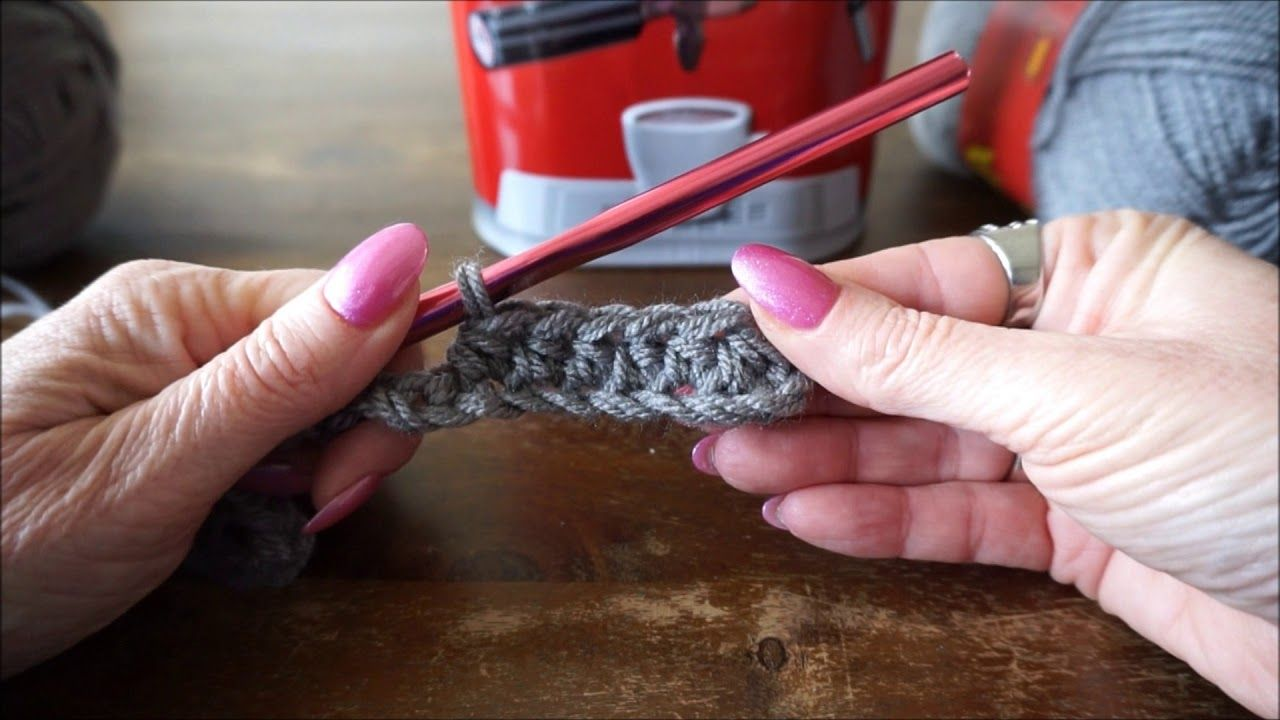 Iedereen Kan Haken Woondeken In Ribbelsteek Grayblanket Diy