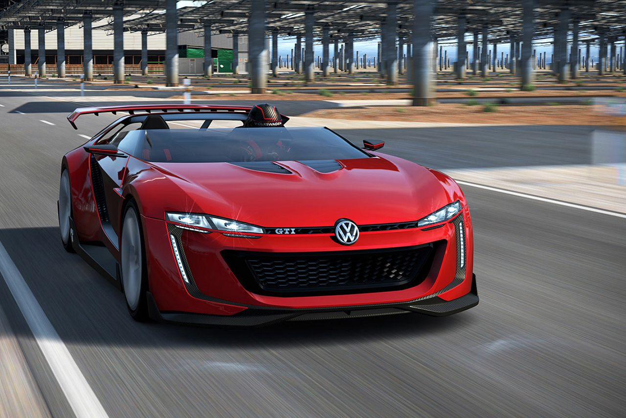 Volkswagen Gti Roadster Vision Gran Turismo Volkswagen Gti Volkswagen Roadsters