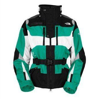 8a021036b The North Face Steep Tech Selena Womens Jacket Small Kokomo Green ...