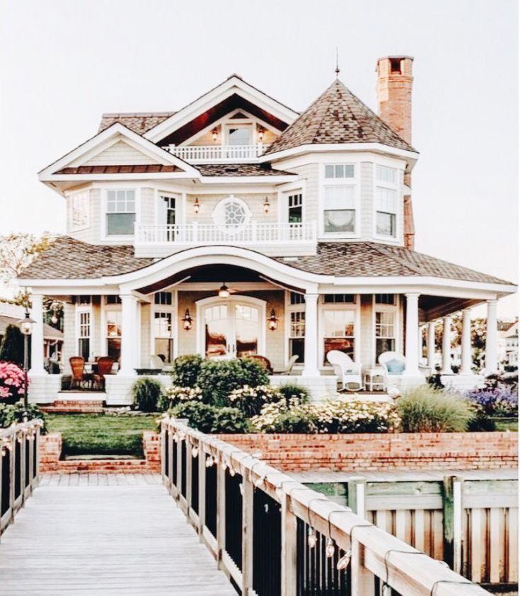 Pretty Home Style House Styles Dream House Exterior Pretty House