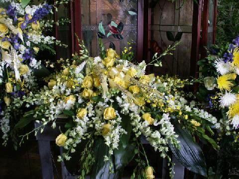 Flower Shoppe - Funeral Flowers, sympathy flowers, casket ...