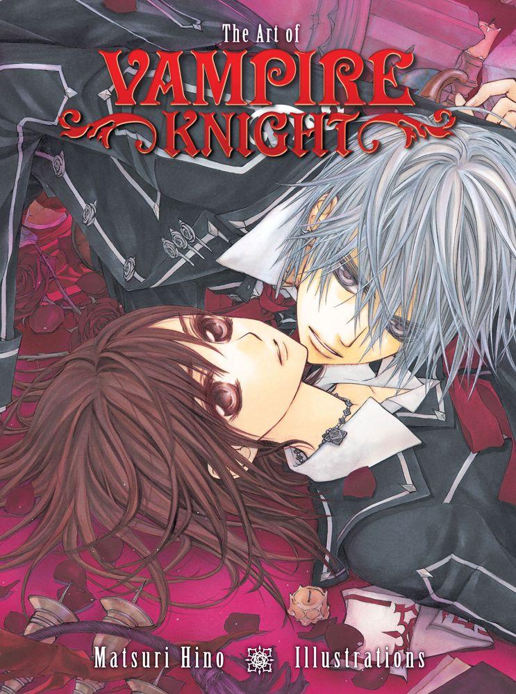 Anime merchandise of the week anime vampire knight