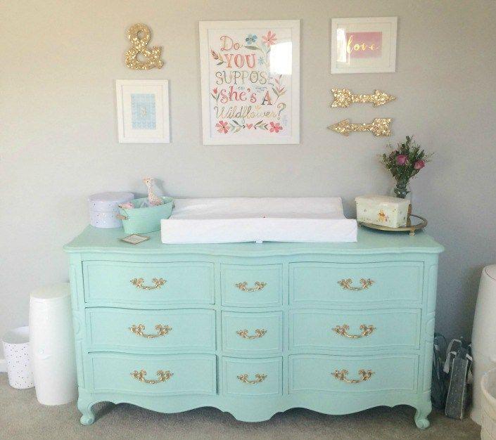 Les Idees De Decoration De Chambre D Enfant Les Plus Luxueuses Pour Vous Inspirer Trouvez Plus D Inspirations Sur C Baby Furniture Baby Dresser Baby Girl Room