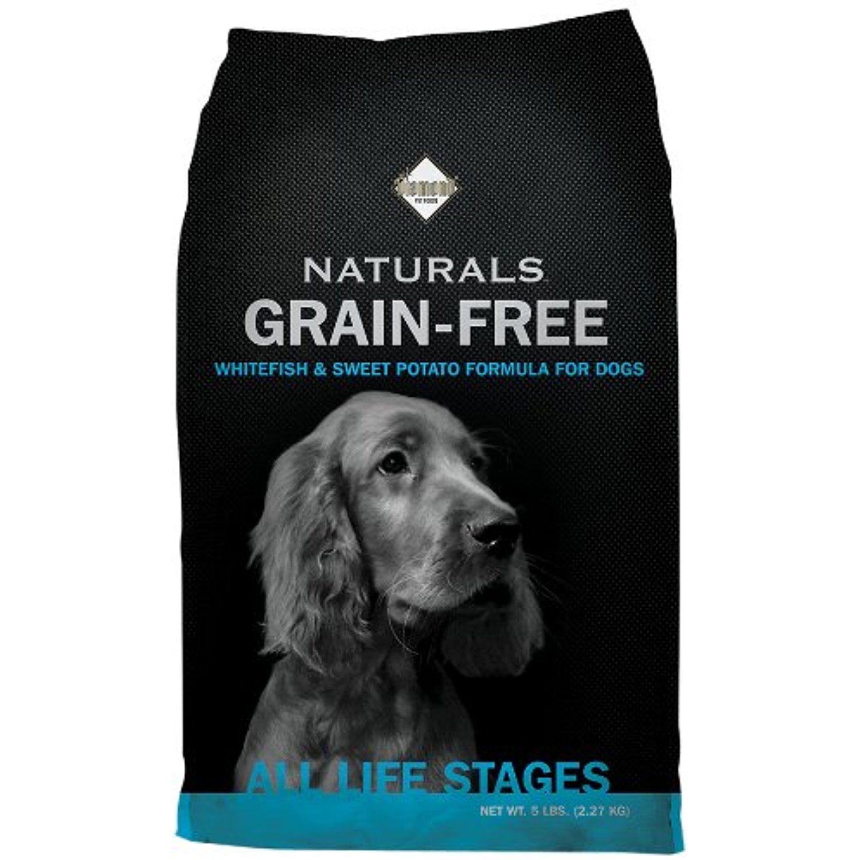 Diamond grain free pet food whitefish and sweet potato 5