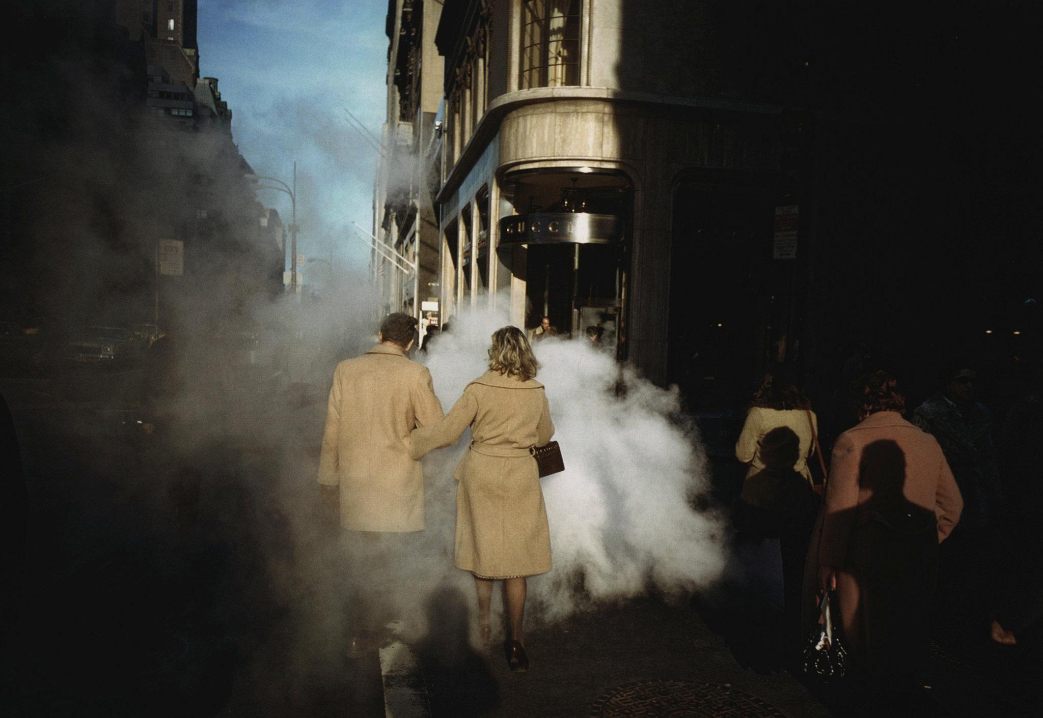 """Joel Meyerowitz Towards Colour 19621978"" Street"