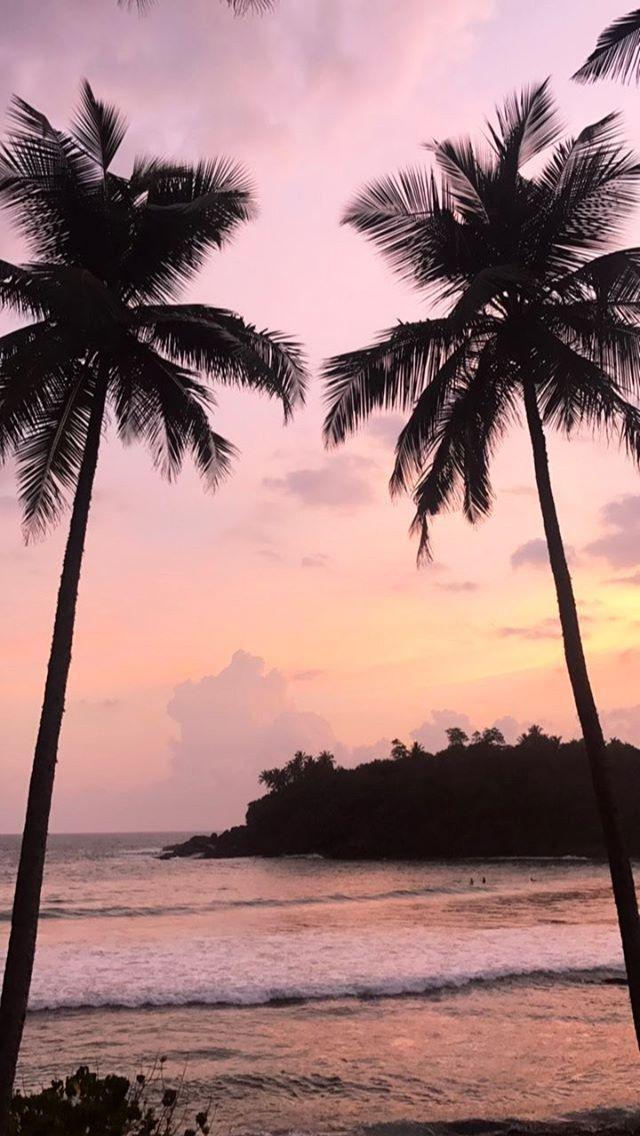Sunset Summer Beach Wallpaper Sky Aesthetic Summer Wallpaper
