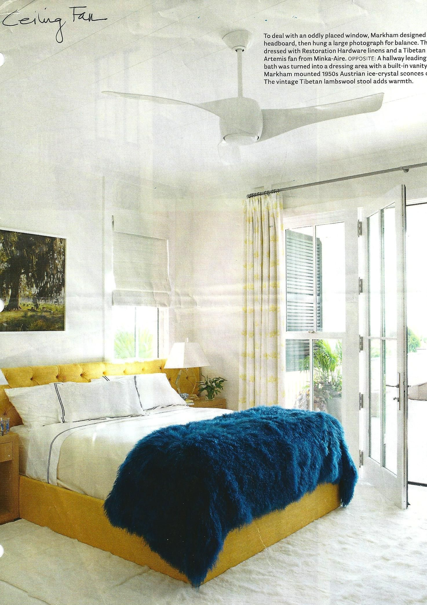 Ceiling Fan For Master Bedroom Artemis By Minka Aire In