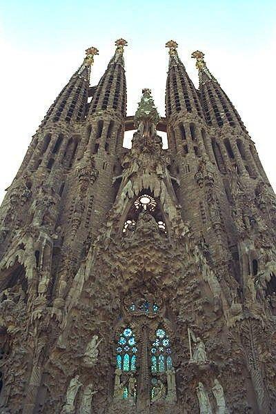 Sagrada Familia In Barcelona Oder Warum Es Okay Ist Auch Mal Nein Zu Sagen Travel Around The World Travel Travel Photography