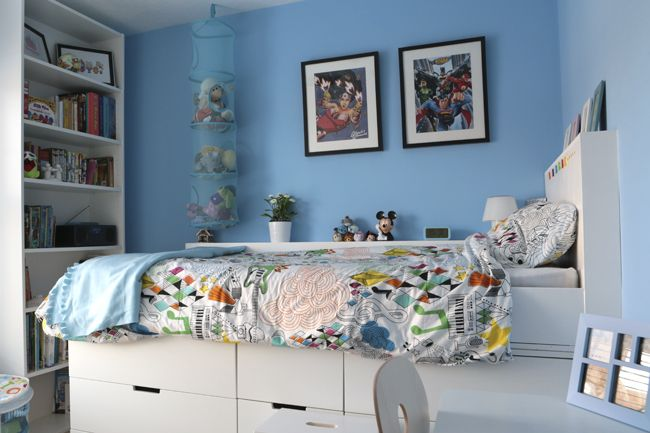 Our DIY Ikea Hack children's cabin bed is featured on ...