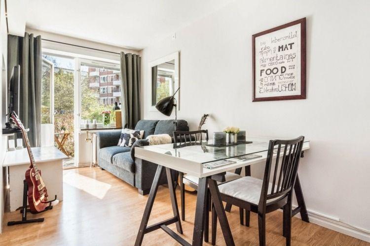Décoration salon salle à manger comment optimiser l\u0027espace Salons