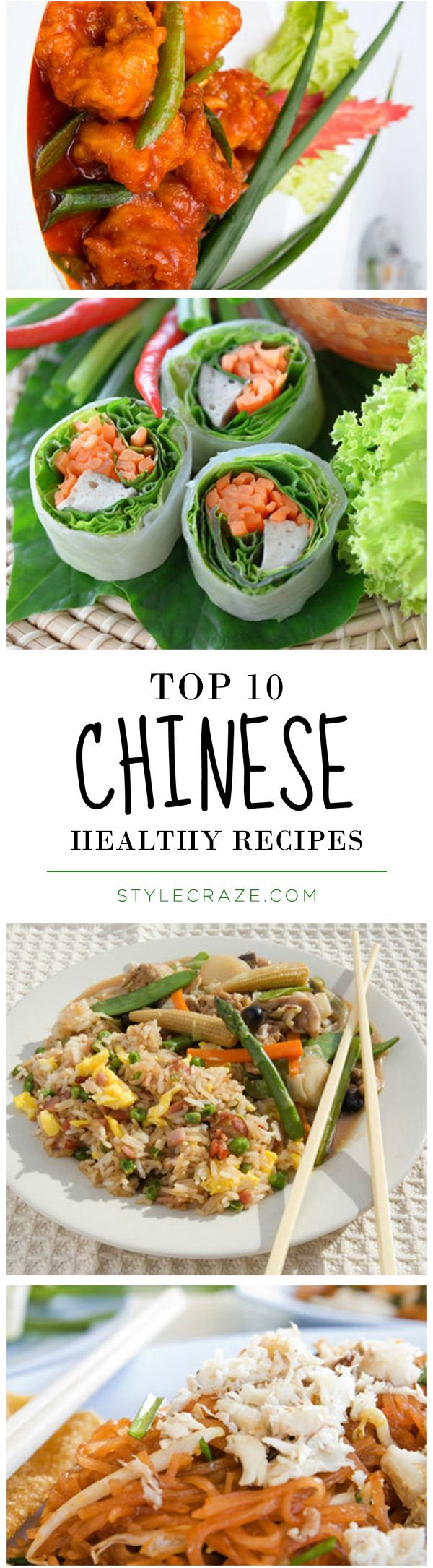 Top 20 Chinese Salad Recipes For Good Health