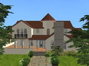 Mod The Sims - Hacienda La Paz