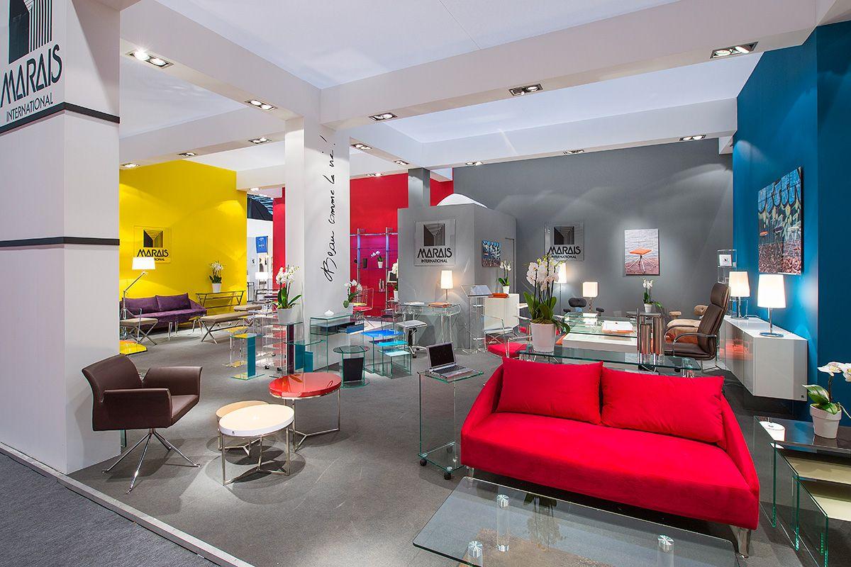 Stand Marais International Sur Le Salon Maison Objet 2017 A Paris Nord Villepinte Home Home Decor Furniture