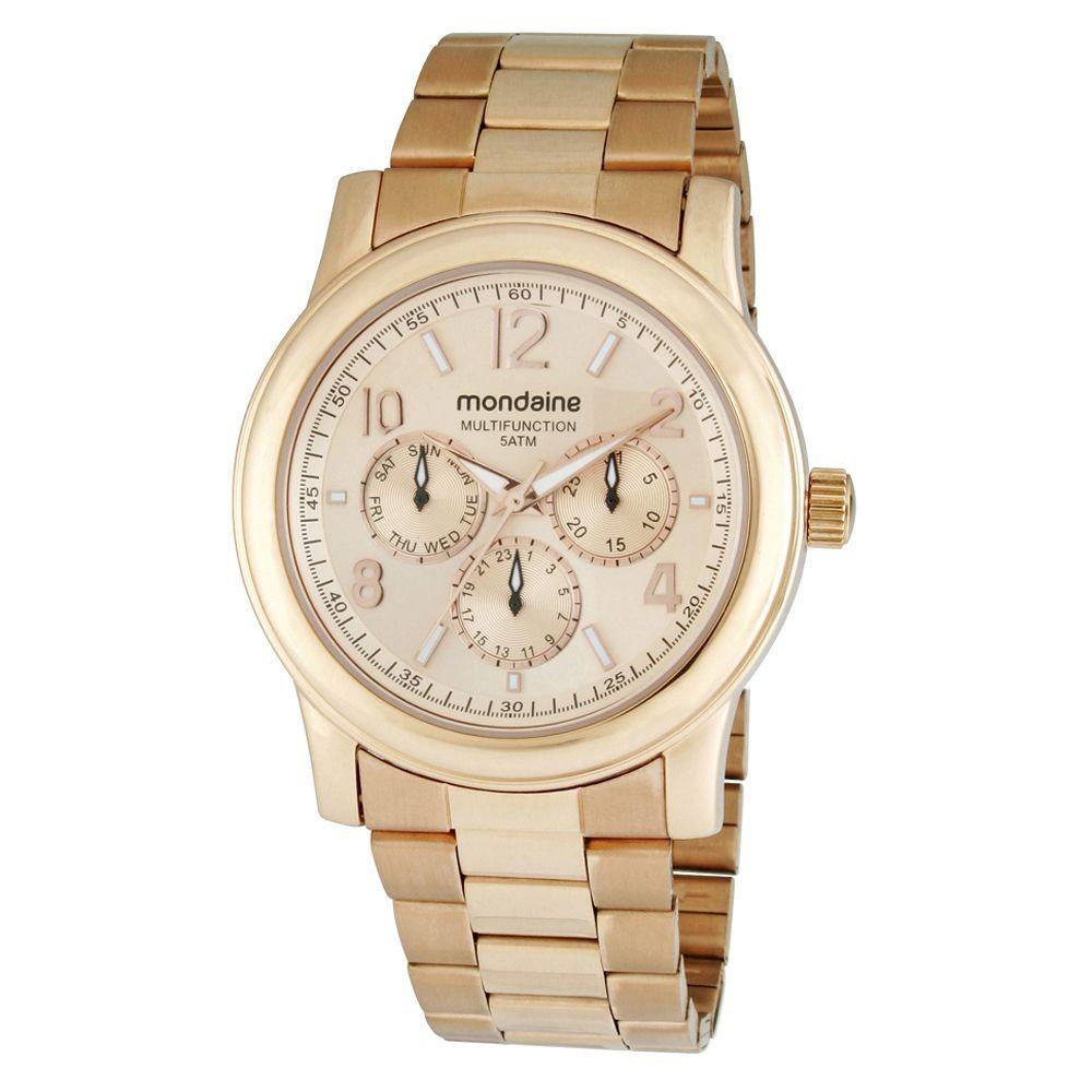 Relógio Feminino Esportivo Analógico Dourado Branco Cintilante  94474LPMGDP3…   Coisas para comprar em 2019   Womens fashion, Sport watches  e Jewelry 777fc6ccf5