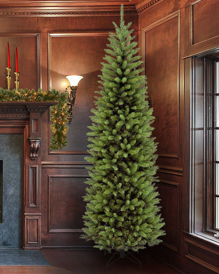 16 Fake Christmas Trees That Are Actually Better Than The Real Thing Cool Christmas Trees Best Artificial Christmas Trees Christmas Tree