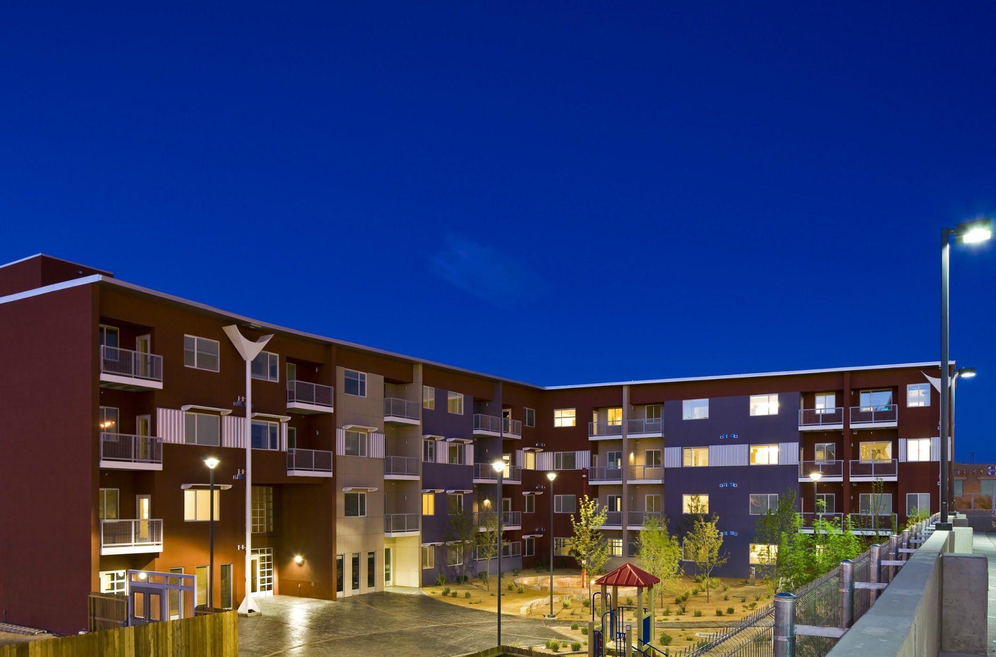 Silver Gardens Apartments (Albuquerque, NM) Commercial