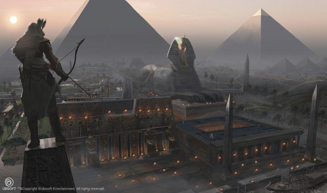 Destiny 2 Concept Art By Joseph Cross Assassins Creed