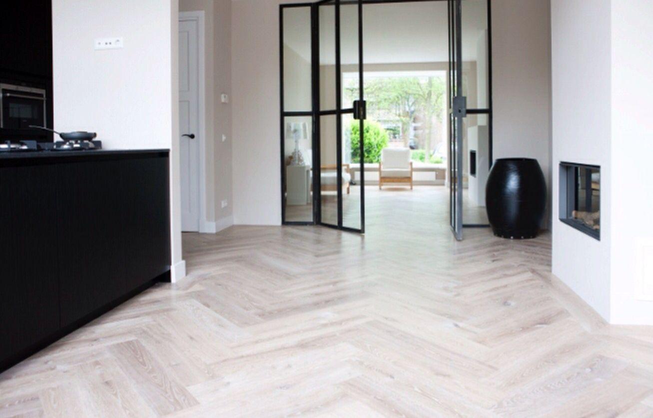 Pvc visgraat inrichting in 2018 pinterest flooring wooden