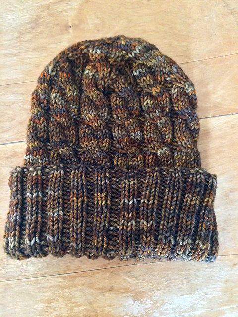 Howard\'s Tam by Roxanne Yeun, knitted by vanessaewing   malabrigo ...