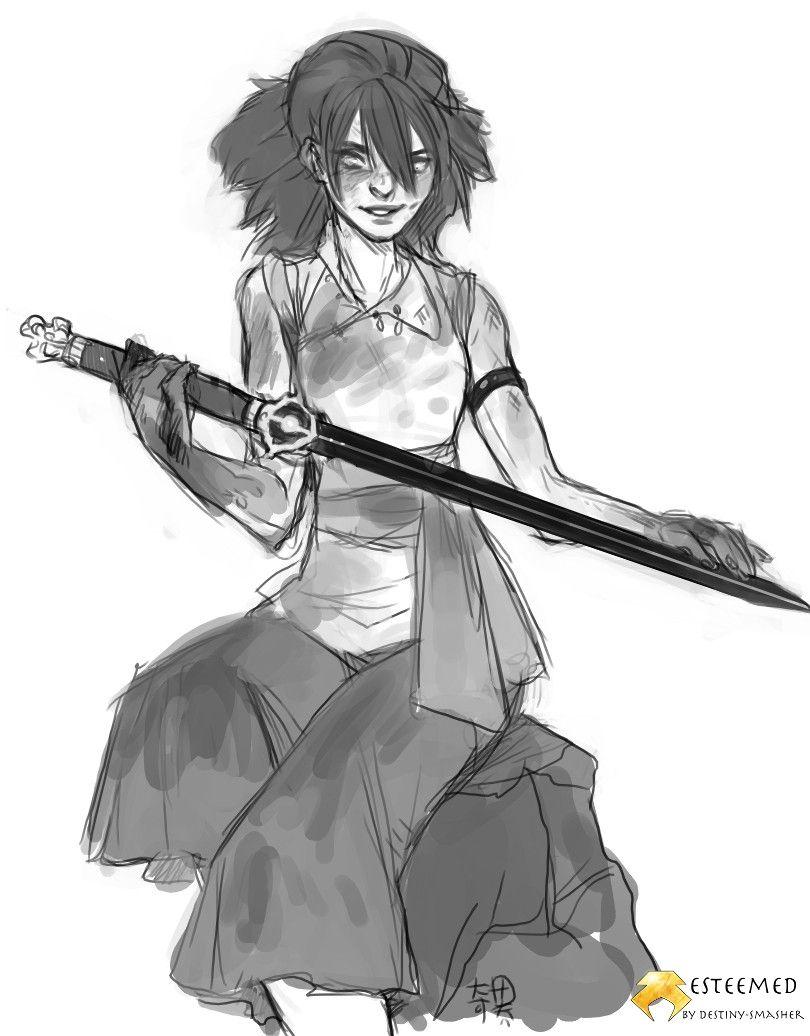 Esteemed - Swordbending by Destiny-Smasher.deviantart.com on @deviantART