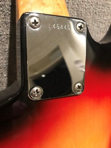 Fender Stratocaster 1964 Sunburst Unreal MINT single owner! Oh My God #vintageguitars