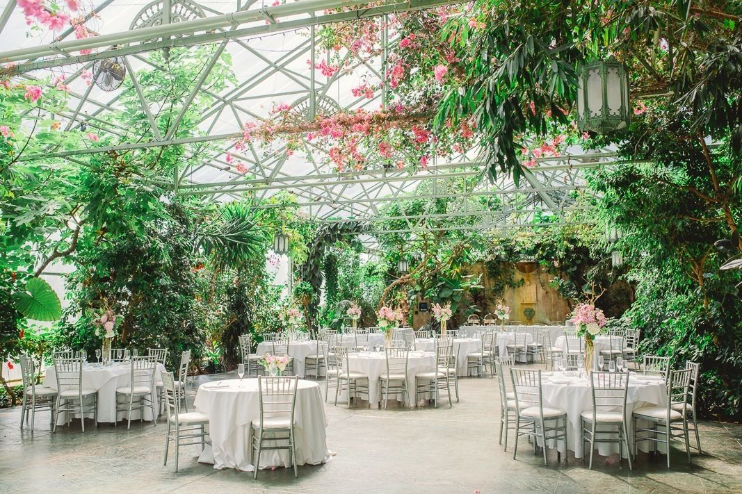Greenhouse Wedding Venue Utah La Caille Kylee Ann Photography Details