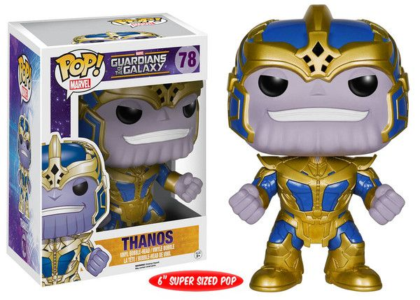 Thanos - Guardians of the Galaxy