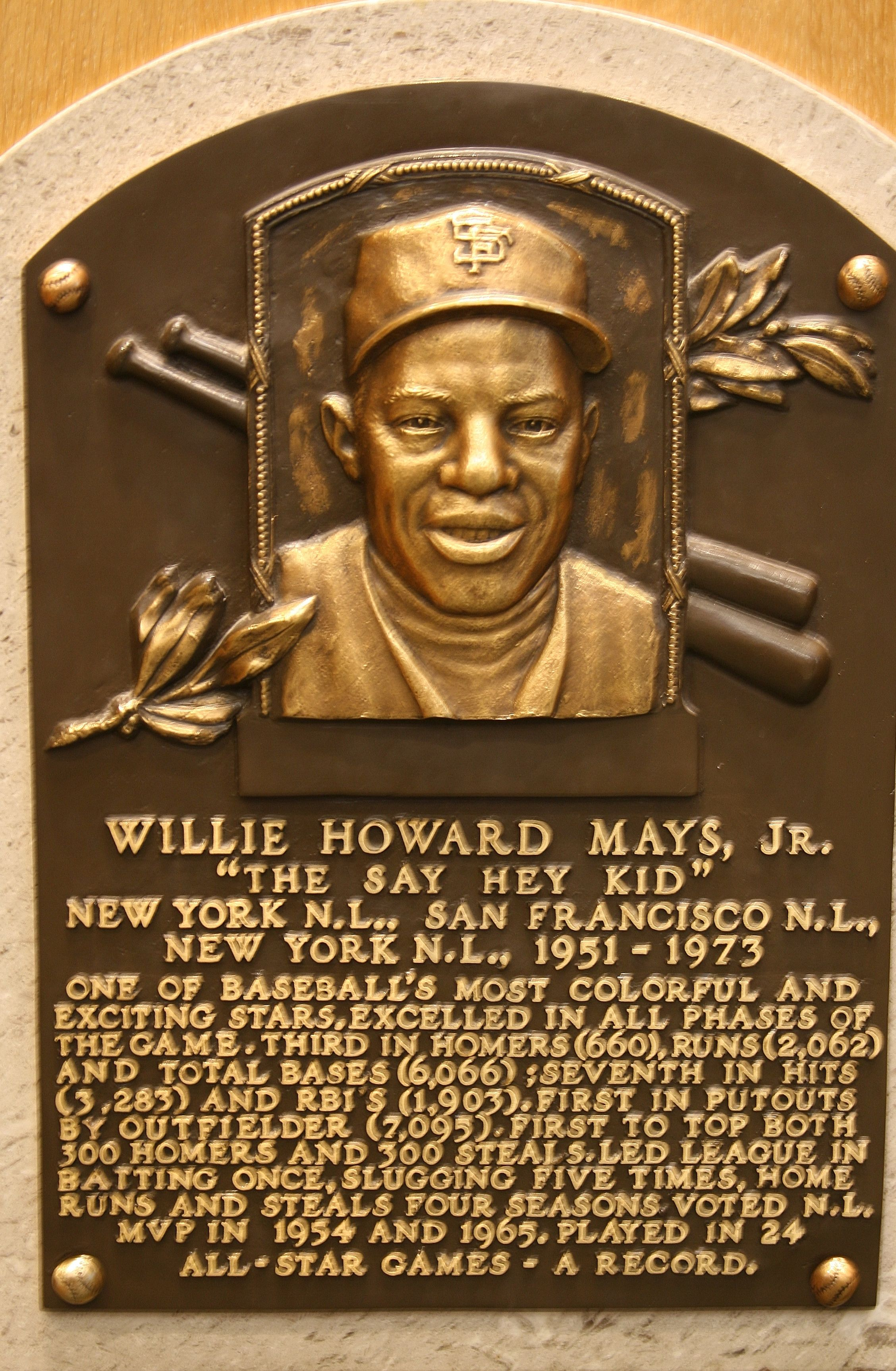 Willie Mays Baseball Hall Of Fame Plaque Chicago Cubs Opening Day Chicago Cubs Fans Chicago Cubs