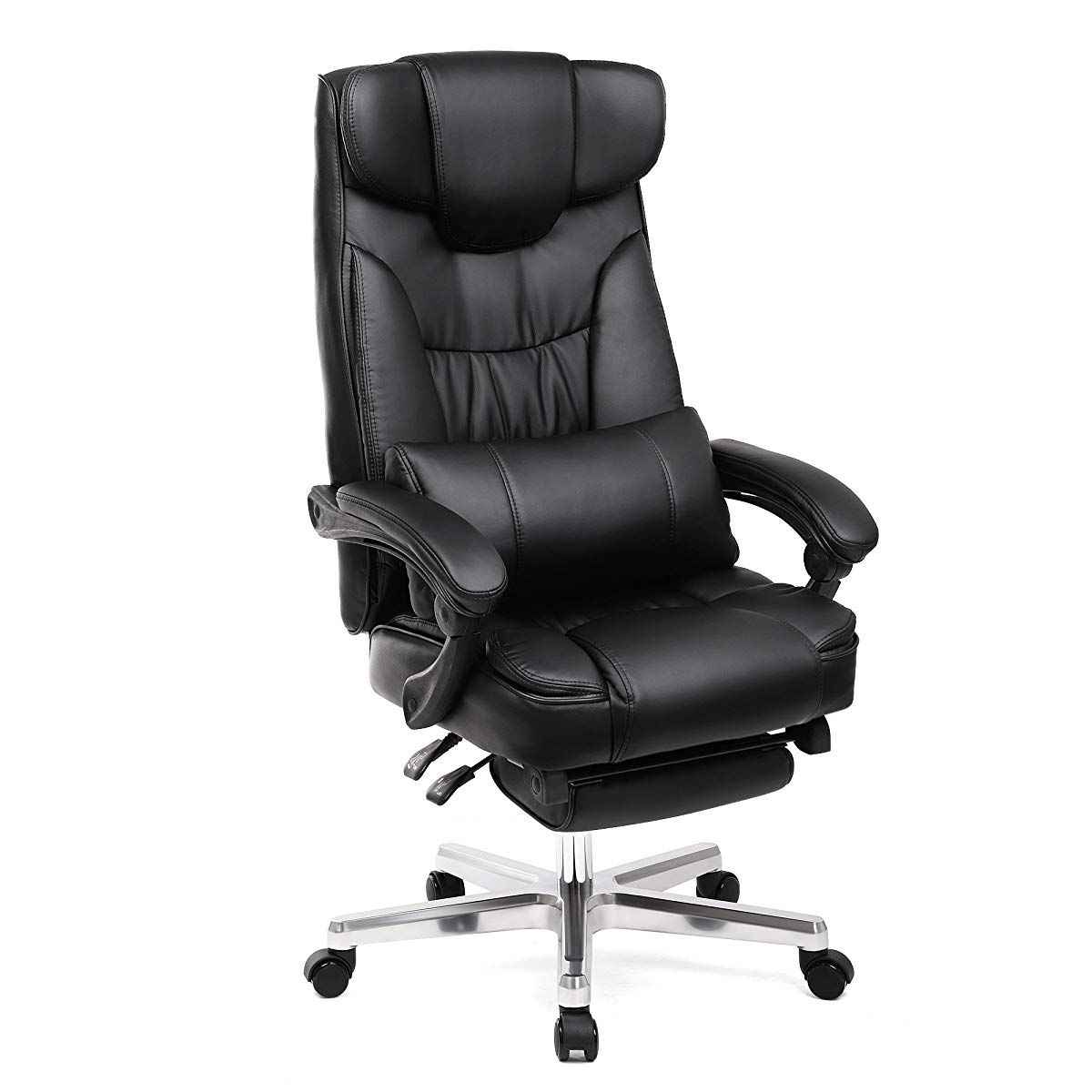 Surprising Tall Office Chair Ergonomic Executive Gaming Swivel Chair Camellatalisay Diy Chair Ideas Camellatalisaycom