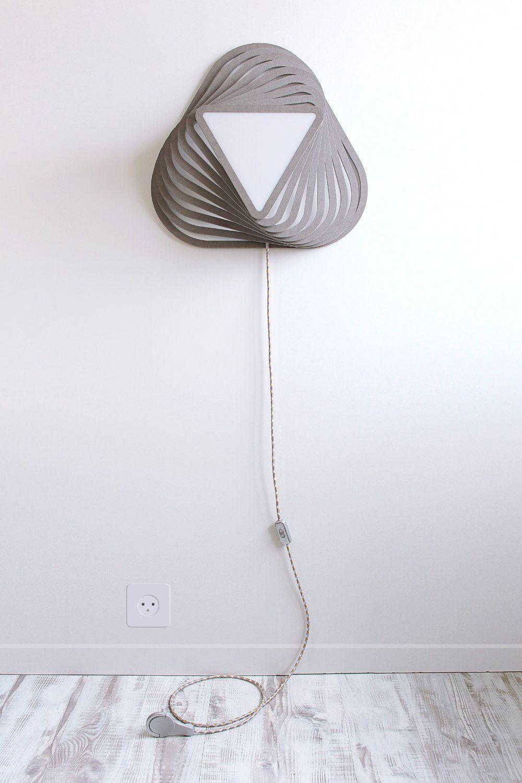 TWIK wall lamp | lighting . Beleuchtung . luminaires | Design: Studio Moeko |