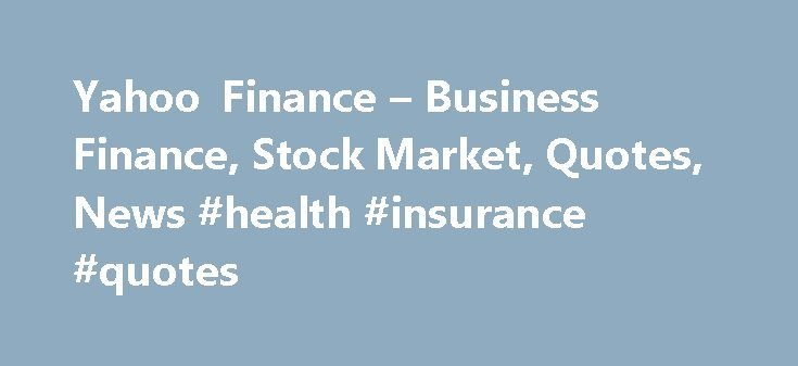 Yahoo Finance Business Finance Stock Market Quotes News Impressive Yahoo Finance  Business Finance Stock Market Quotes News