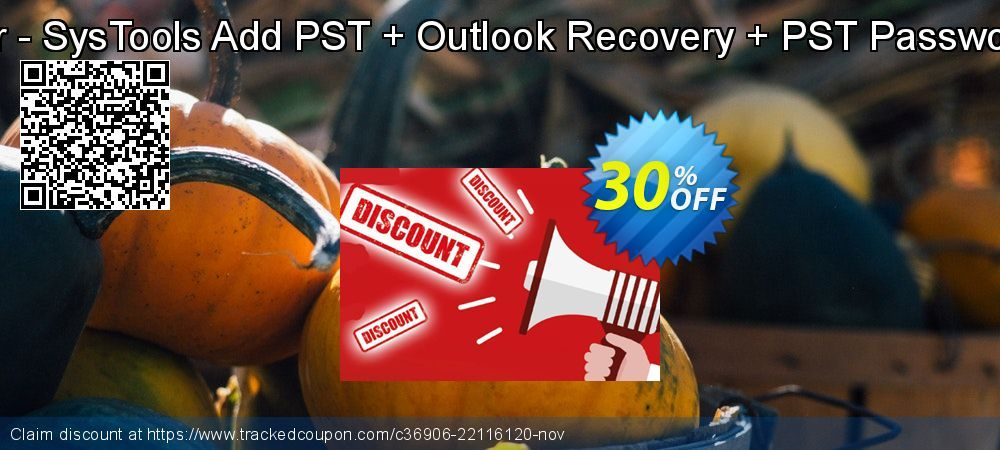 30 Off Bundle Offer Systools Add Pst Outlook Recovery Pst