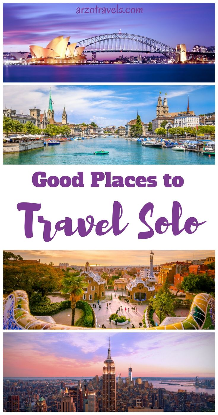 My Most Favorite Cities Great For Solo Travel Paris Las - 10 great budget vacation destinations