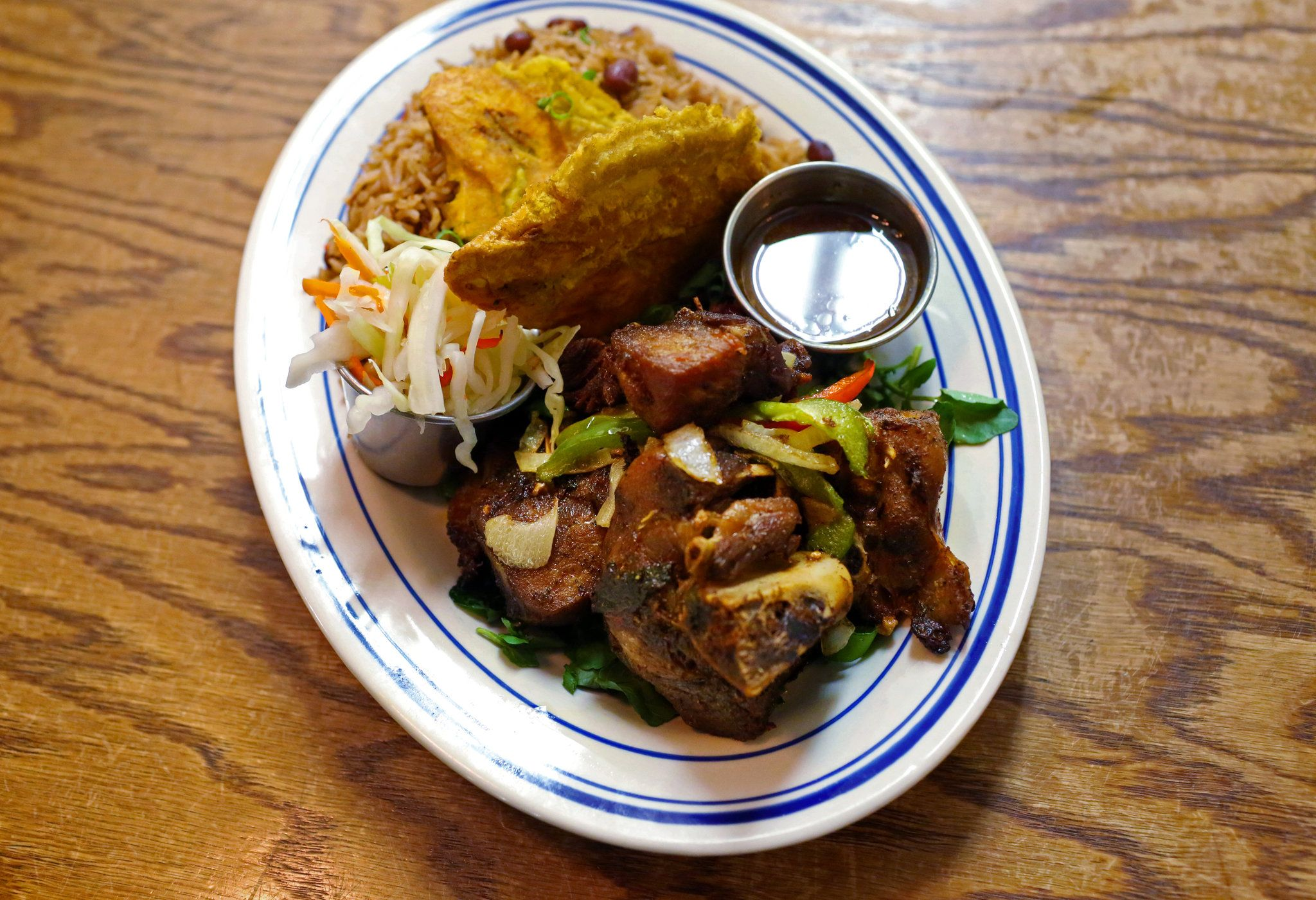 A Restaurant Wants To Evangelize On Behalf Of Haitian Food