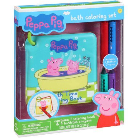Crayola Color Wonder Peppa Pig Coloring Pages Set Peppa Pig Coloring Pages Peppa Pig Colouring Coloring Book Set