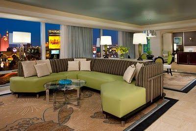 Pal Ellens Ferieblogg Mirage Tower Suite Las Vegas Suites Suites Hotel