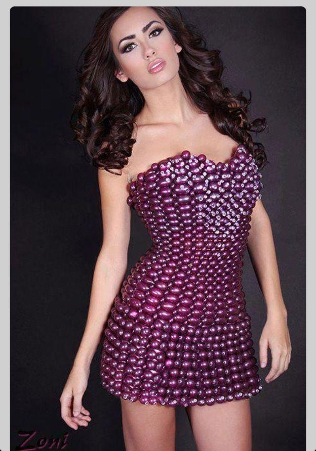 sexy cocktail balloon dress | Fashionable Balloon Dresses ...