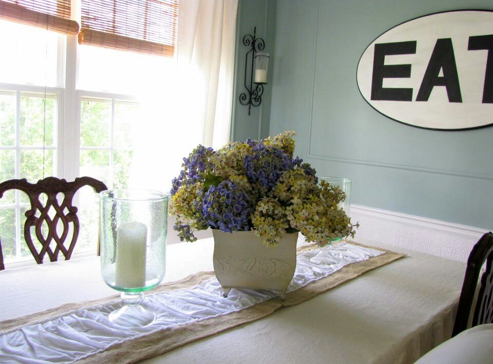 Dining Room Colors Sherwin Williams Part - 26: Sherwin-Williams Halcyon Green For Living/dining · Home Paint ColorsHouse  ...