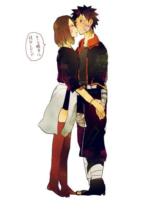 Obito and Rin   Anime naruto, Naruto shippuden anime ...