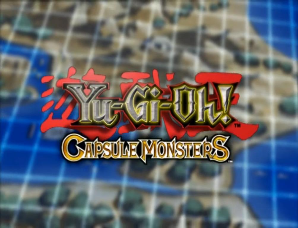 Yu Gi Oh Capsule Monsters Yugioh Capsule Monster