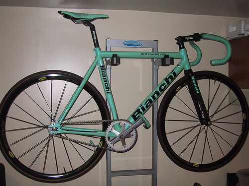 Bianchi Pista Concept 2005 by Clever, via Flickr